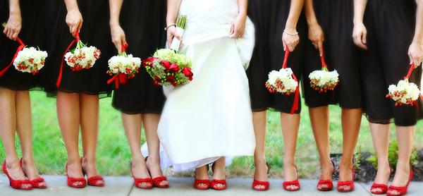 3 lời khuyên khi chọn giày cô dâu, phù dâu 2