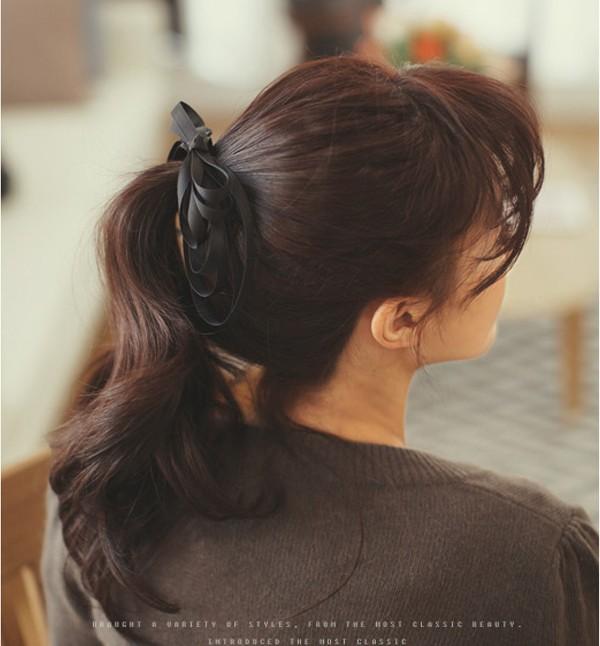 Phụ kiện tóc quyến rũ cho nàng công sở ngoài 30 3