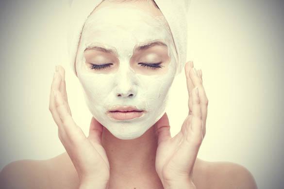 Tự chế mặt nạ trắng da hoàn hảo cho 3 loại da thông dụng 1