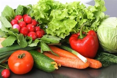 Cách loại bỏ độc tố trong rau quả 1