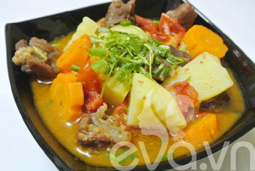 4 món thịt bò ngon, nóng bỏng lưỡi 4