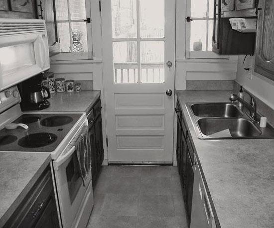 Ngắm phòng bếp cũ trở nên rạng ngời sau trang hoàng 3