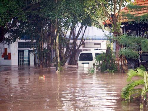 Bình Dương 'tan hoang' trong trận ngập chưa từng có 2
