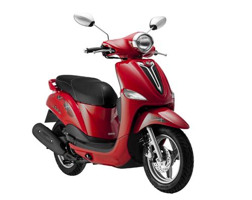 Yamaha giới thiệu Nozza phiên bản châu Âu 1
