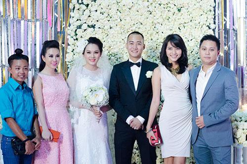 Ngọc Thạch tổ chức tiệc cưới ấn tượng tại Hà Nội 12
