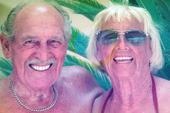 Gần 100 tuổi vẫn kết hôn vì trúng tiếng sét ái tình 5