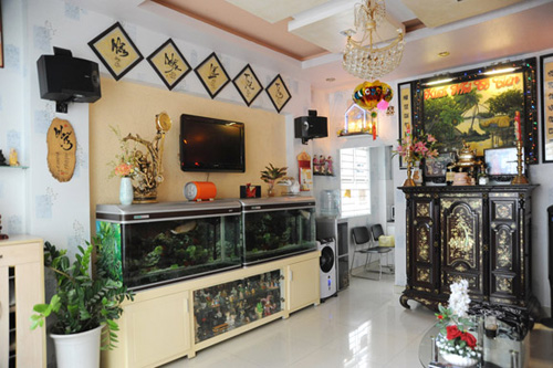 Thăm nhà phố, nhà vườn của nghệ sĩ hài Hồng Tơ 3