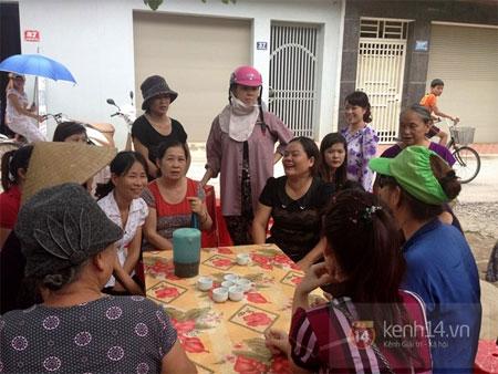 Quang Anh trở về quê nhà trong sự chào đón nồng nhiệt của người dân 11
