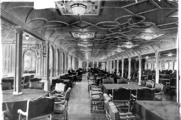 Chuyện tình đồng tính ít người biết trên tàu Titanic 6
