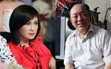 Những cặp thầy trò nặng tình trong showbiz Việt 3