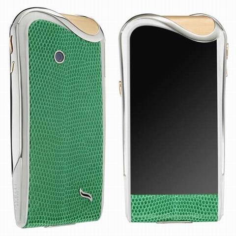 Smartphone nạm kim cương dành riêng cho quý bà 9
