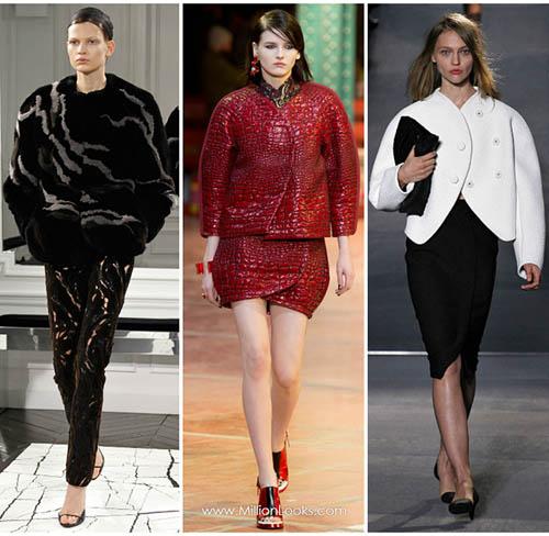 9 kiểu áo khoác lên ngôi mùa đông 2013 2