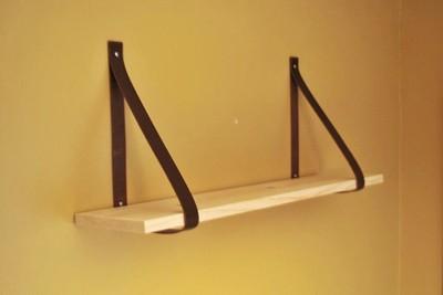 Tự làm kệ treo tường đơn giản nhiều tiện ích 10