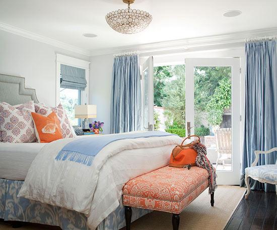 Phòng ngủ ấn tượng cho giấc ngủ sâu 3