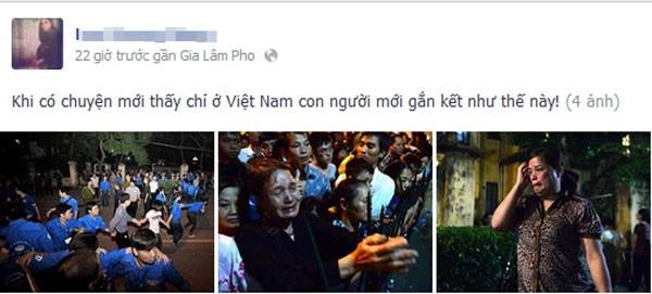 Nghệ sĩ Việt cảm động chia sẻ ảnh và kỷ niệm bên Đại tướng 5