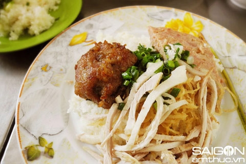 Những món quà vặt xếp hàng ăn ở Sài Gòn 14