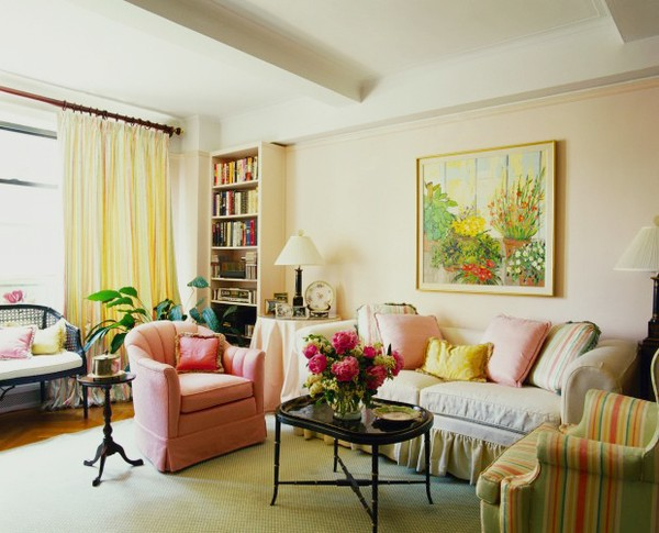 Chọn hoa phù hợp với từng không gian trong nhà 2