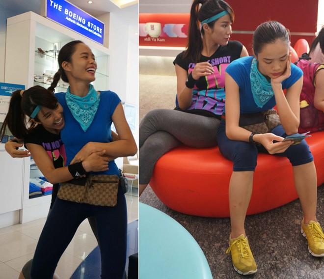 Dàn trai xinh, gái đẹp 'Cuộc đua kỳ thú' đại náo Singapore 6