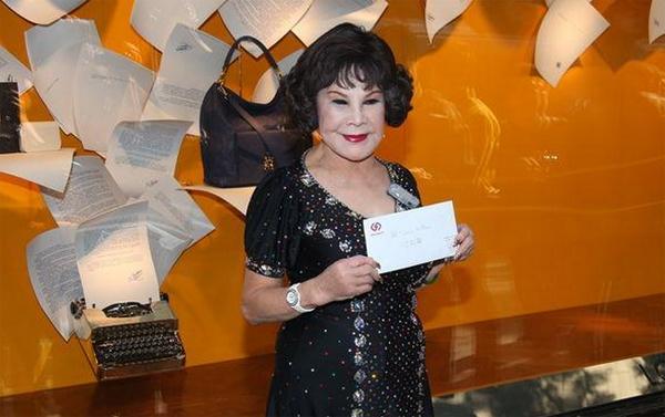 Ngôi sao của điện ảnh Hồng Kong mặt biến dạng vì phẫu thuật thẩm mỹ 4