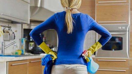 Làm việc nhà giúp giảm triệu chứng mãn kinh 1