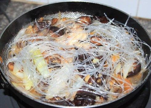 Đậm đà cá diêu hồng chưng tương 8