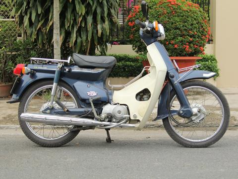 Những thiết kế ấn tượng nhất của Honda 1