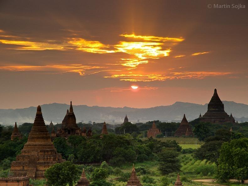 Bagan, xứ sở của hàng ngàn ngôi đền bị lãng quên 8