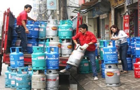 Sốc: Giá gas sắp tăng khoảng 70.000 đồng/bình 12 kg 1