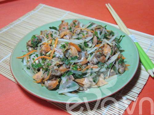 Những món hàu, sò ngon cho người mê hải sản 7