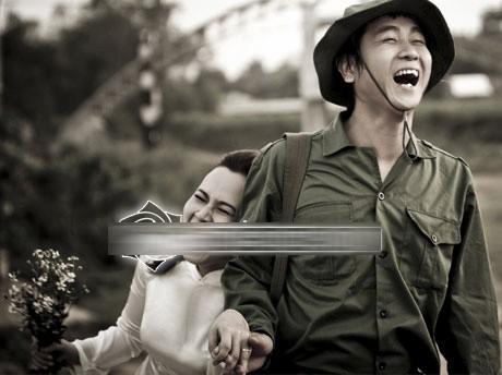 Ảnh cưới độc đáo của các cặp vợ chồng sao Việt 25