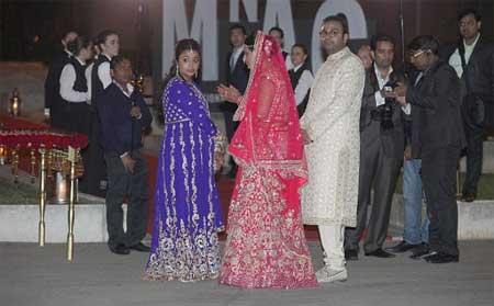 Xem lễ cưới ở gia đình siêu giàu trên thế giới 3