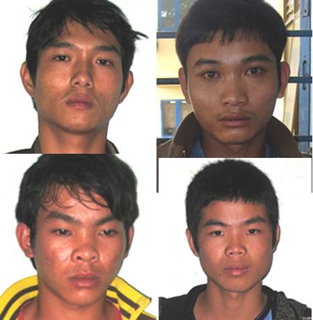 38 giờ truy tìm 4 nghi can giết người tàn độc 1