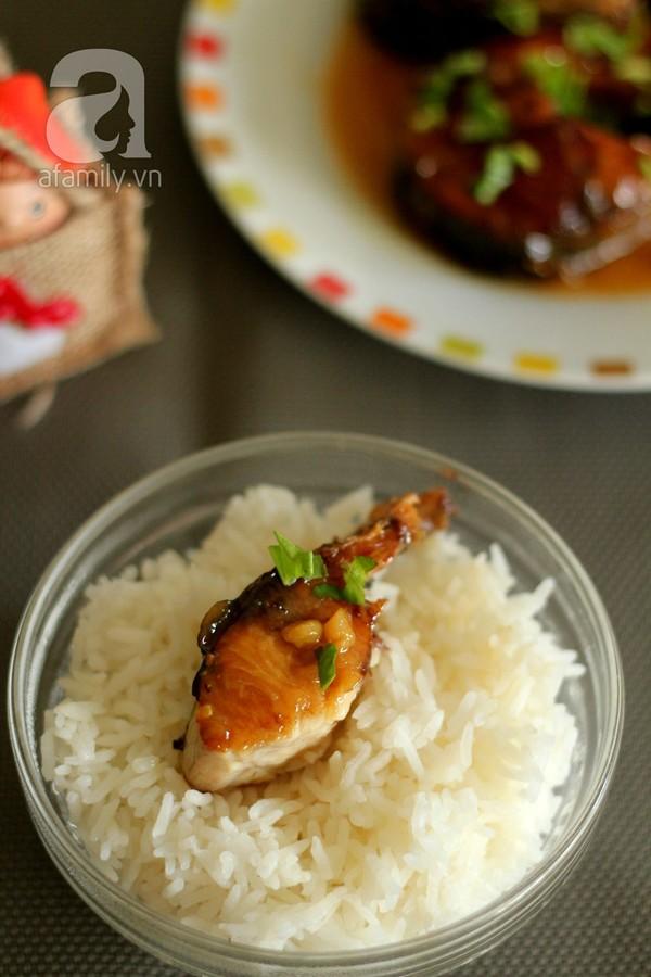 Lạ miệng ngon cơm với cá kho nước cốt dừa 11