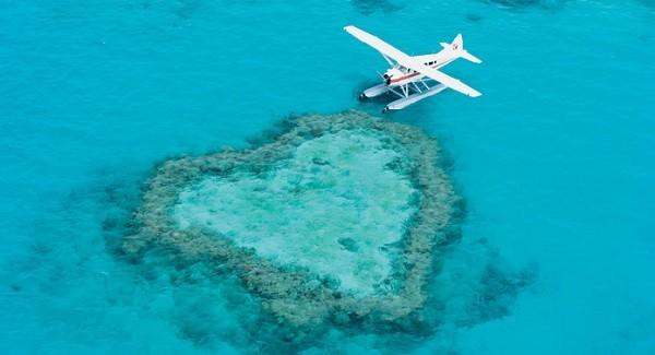 Những hòn đảo hình trái tim tuyệt đẹp trên thế giới 7