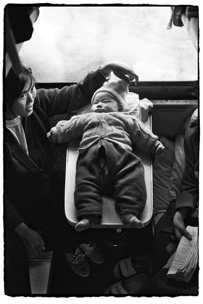 Cuộc sống muôn màu trên những chuyến tàu xưa 10