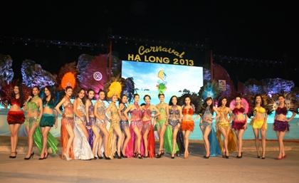Ngắm hình ảnh rực rỡ tại lễ hội Carnaval Hạ Long 2013 19