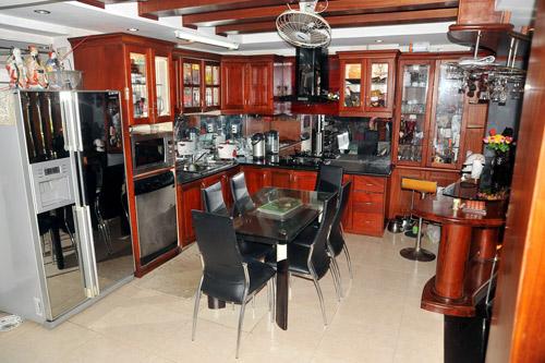 Thăm nhà 2 triệu đô của Lý Hải - Minh Hà 8