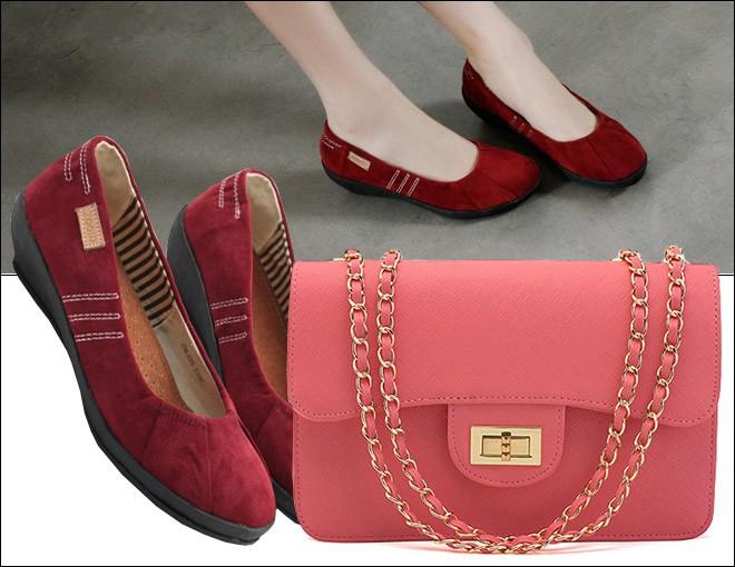 Cách phối đồ hoàn hảo giữa giày và túi 10