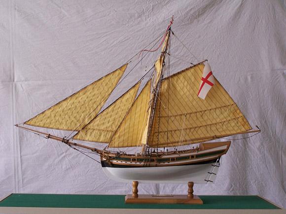Những con tàu mang tên cướp biển khét tiếng nhất thế giới 1