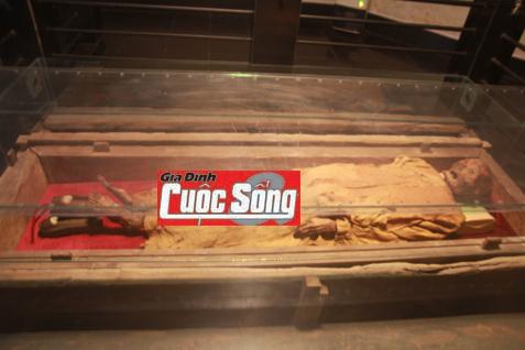 Hé mở những bí ẩn của xác ướp cổ giữa lòng Sài Gòn 3