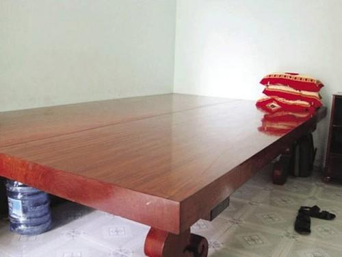 Những 'cục gỗ' tiền tỷ của đại gia Việt 7