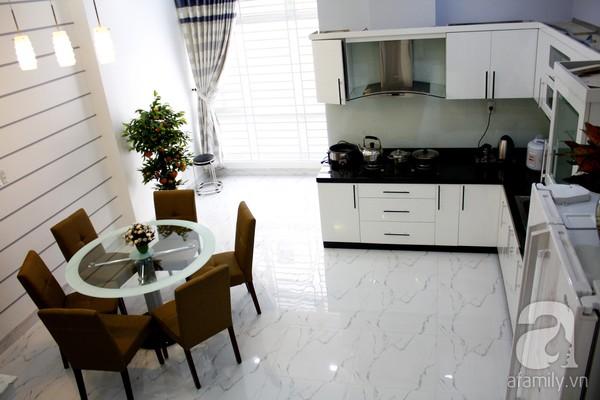 Mát mắt với ngôi nhà ngập sắc trắng tại Nhà Bè, TP Hồ Chí Minh 11