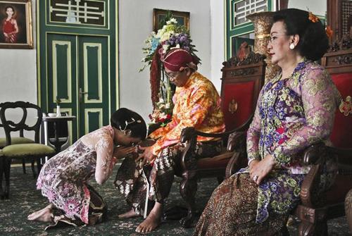 Đám cưới lộng lẫy của công chúa Indonesia 5