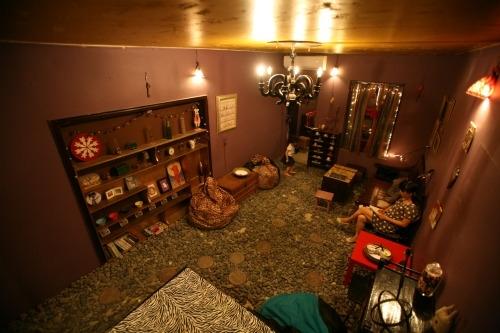 Những quán cafe phong cách vintage ở Hà Nội 9