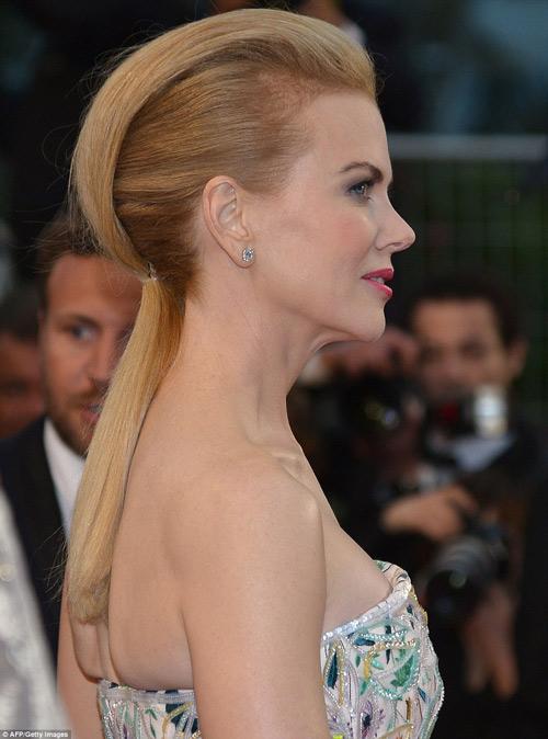 Vấn tóc đẹp như Nicole Kidman 14