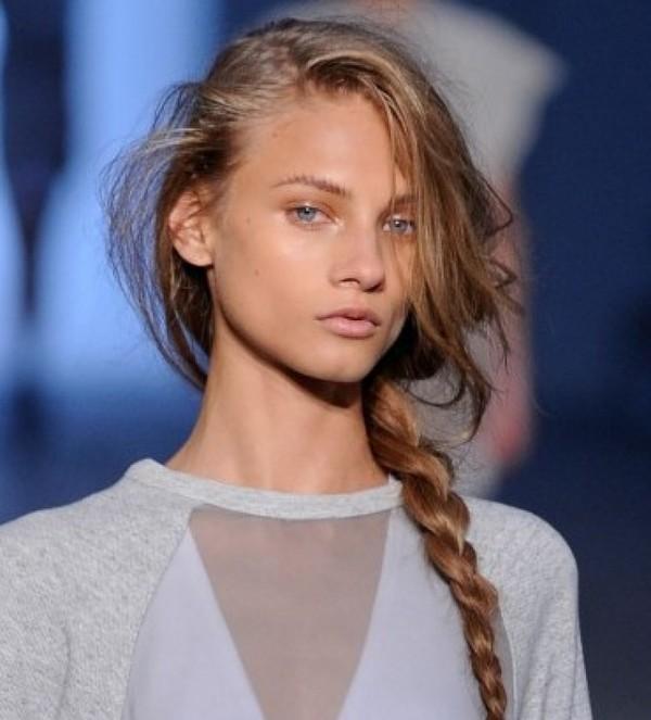 7 kiểu tóc búi, cột quyến rũ cho mùa Hè 2013 17