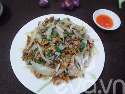 Những món hàu, sò ngon cho người mê hải sản 6