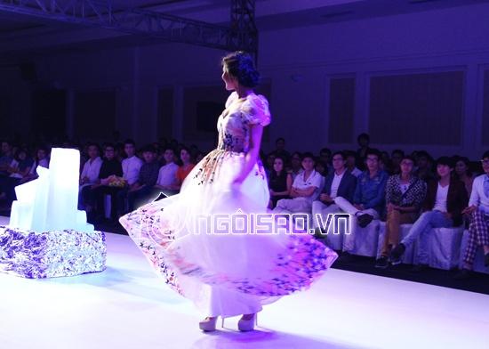 Trương Thị May bất ngờ tái xuất sàn diễn quyến rũ và xinh đẹp 11