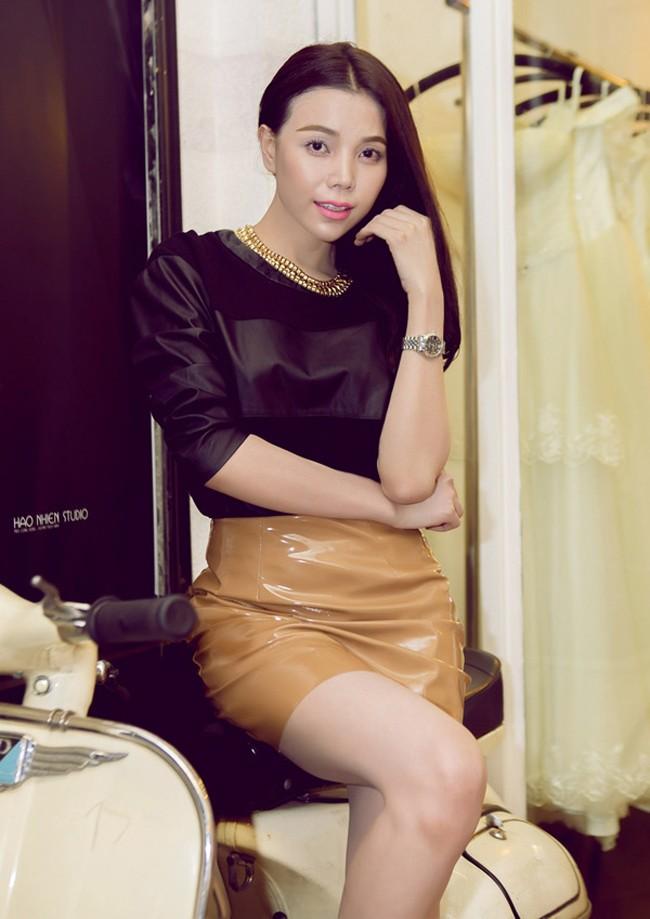 4 người đẹp Việt bị ném đá vì quá 'nổ' về nhan sắc 1
