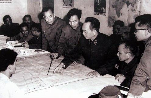 Đại tướng Võ Nguyên Giáp và những mốc lịch sử 12